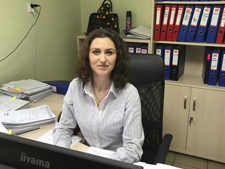 Liusia Smakula